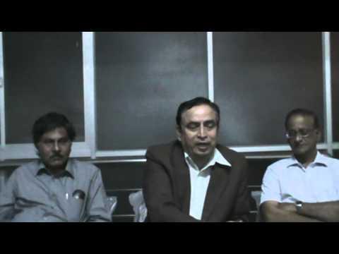 Varadan Chandar, Trustee on  Peace Activism plans of Sri Ramanuja Mission Trust