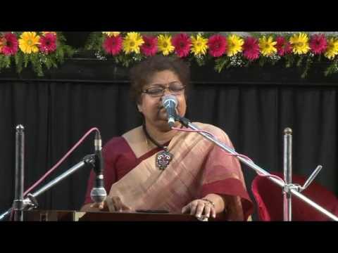 Live at SAIoC - Srabani Sen (Rabindra Sangeet)