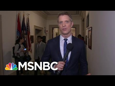 Haake: This Is A Fighter's Committee; Prepare To See Fireworks | MSNBC