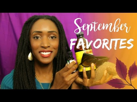September Favorites! | Dominique Dazz