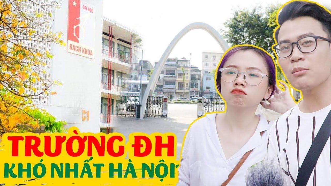 Vlog Mi Sơn : Trường ĐH học khó nhất Hà Nội? | Review ĐH Bách Khoa HN