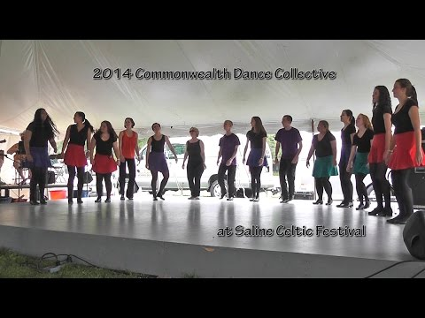 2014 Commonwealth Dance Collective - Saline Celtic Festival