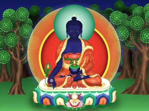 medicine buddha mantra  藥師佛心咒