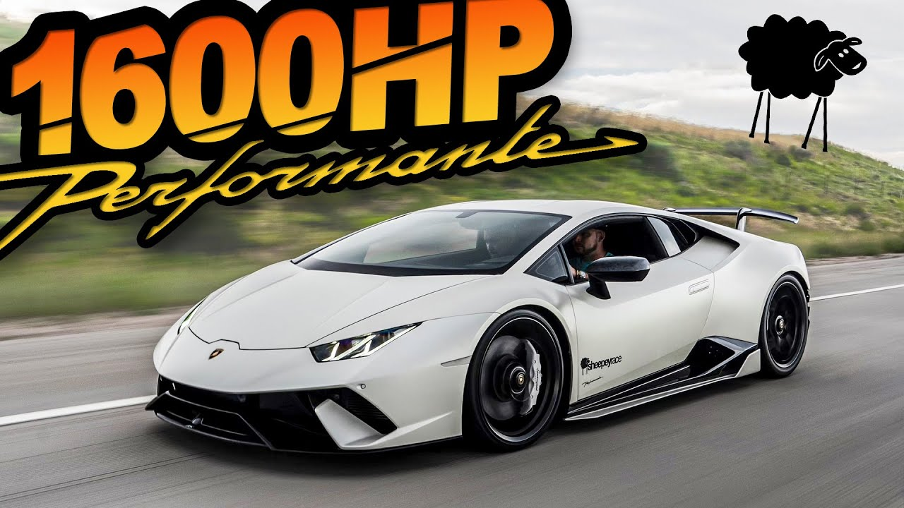 """1600HP Turbo Performante DOMINATES """"Mexico"""" Streets + Brutal Ride-along (He Sold the 2600HP Viper!)"""