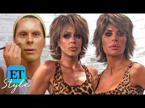 Watch Lisa Rinna's Makeup Artist Transform Himself Into 'Drag Lisa Rinna' (Exclusive) thumbnail