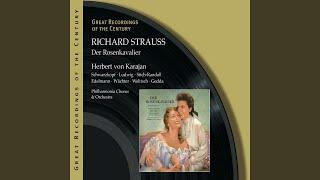 Der Rosenkavalier (2001 Remastered Version) , Act II: Mit Ihren Augen voll Tränen...