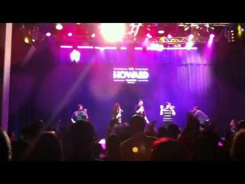 Pentatonix - Starships (12/5/12)