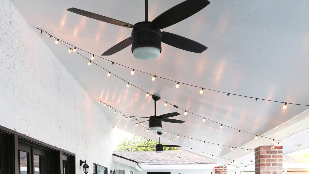 How To Install A Ceiling Fans