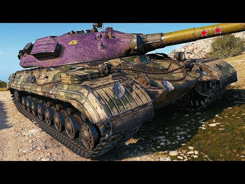 Object 277 - MASTER OF BLIND SHOTS - World of Tanks Gameplay