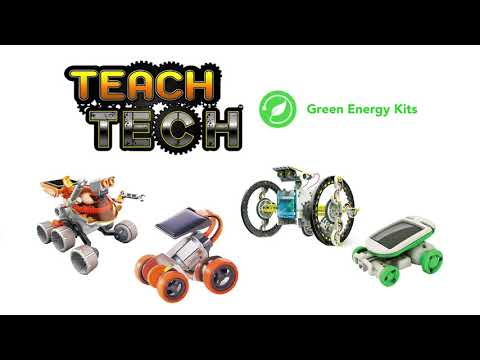Teach Tech Green Energy Solar Products