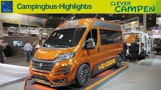 Die Campingbus-Highlights des Caravan Salons Düsseldorf 2018 | Clever Campen