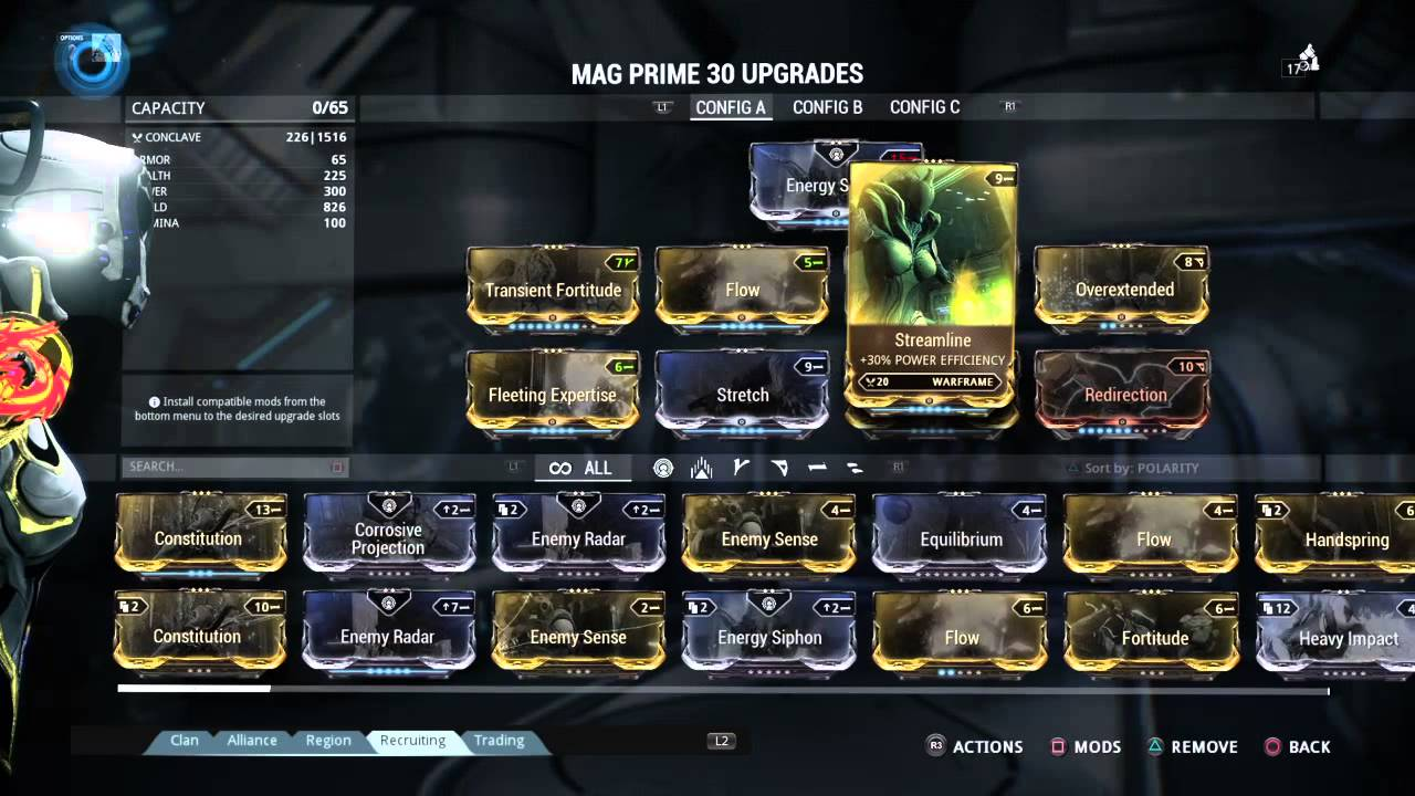 Warframe Nidus Build Fr