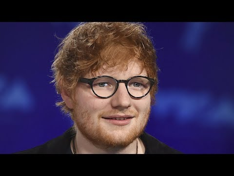 Ed Sheeran Hit By Car In Freak Accident