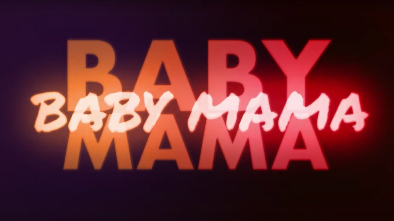 Brandy - Baby Mama (feat. Chance the Rapper) [Official Lyric Video]