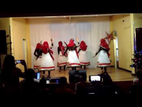 Association Of Slough Malayalees- Kizhakku Pookkum Dance