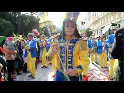 La Frustica al Carnevale di Nizza 2013