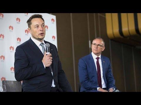 Tesla to build giant lithium-ion battery in Australia