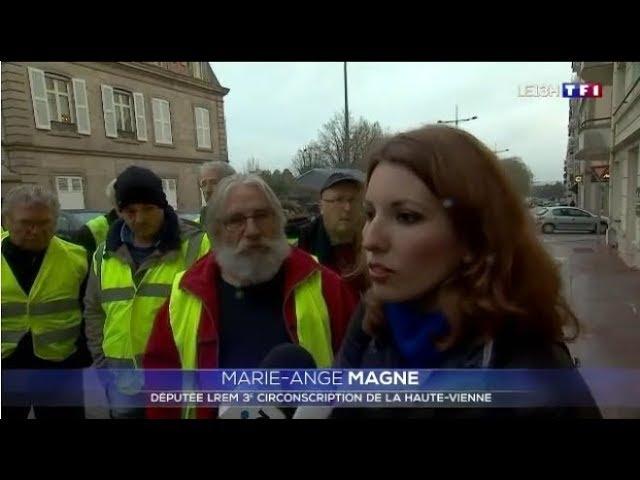 Le 13H de TF1 du 26 novembre 2018