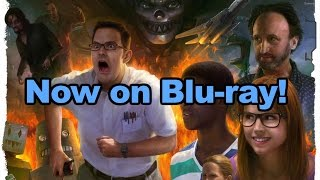 Angry Video Game Nerd: The Movie BLU-RAY DETAILS (10+ Hours of bonus content!)