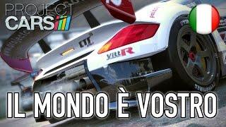 Project CARS - PS4/XB1/WiiU/PC - Il mondo è vostro (Italian multiplayer trailer) thumbnail