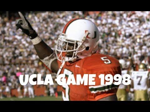Edgerrin James UCLA (1998) Highlights