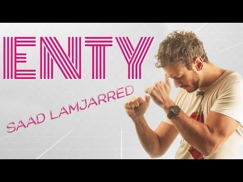 ENTY - Saad Lamjarred (Cover Naw (2014)