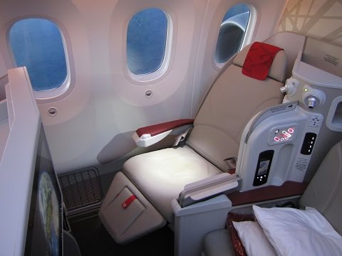 [Flight Report] ROYAL AIR MAROC | Paris ✈ Casablanca | Boeing 787-8 | Business