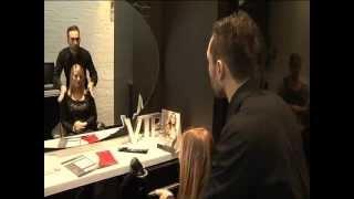 Coiffeur visagiste : reportage avant/après avec Alexandre Henry