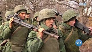 Amerikalik ekspertlar: Vashington Ukrainaga harbiy yordamni to'xtatmasligi kerak