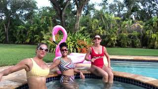 Download Video POOL PARTY w/ Jennifer Nicole Lee & JOANNA and LOLA! MP3 3GP MP4