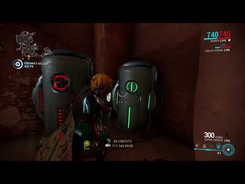 Warframe PS4: Scan 3 Cephalon Fragments for Phobos Junction, and where to find them