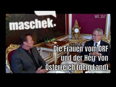 maschek - Die Frauen vom ORF und der Herr von Österreich (dem Land)
