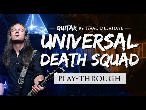 EPICA – Universal Death Squad – Guitar Playthrough by Isaac Delahaye