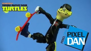 Mondo Gecko Nickelodeon Teenage Mutant Ninja Turtles Figure Video Review