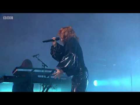 Goldfrapp...Slide In...Live @ Glastonbury (2017)