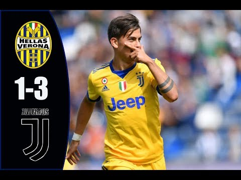 Hellas Verona vs Juventus 1-3 All Goal & Highlights 30/12/2017 HD