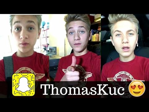 Thomas kuc snapchat