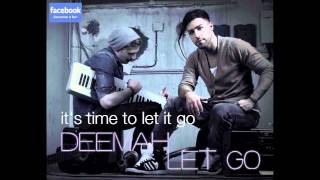 Hamed DEEMAH Anousheh - Let go (Prod. by Phil Thebeat)