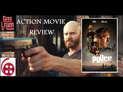THE PINCH ( 2018 Gunner Wright ) Gangster Action Movie Review