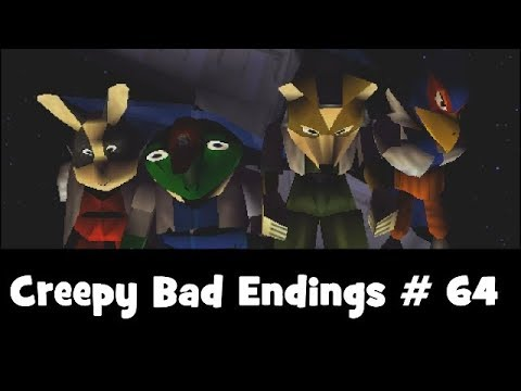 Creepy Bad Endings # 64