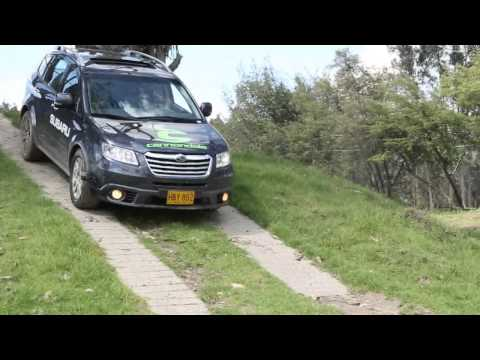 Test Subaru Tribeca