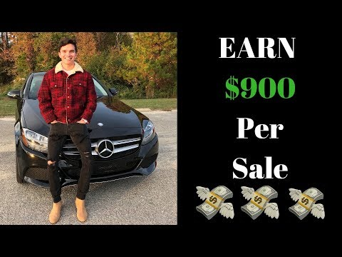 High Paying Affiliate Programs: How To Earn $900 In Commission Per Sale