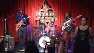 Keithen Banks - Do For a Dollar - @The House of Blues Chicago