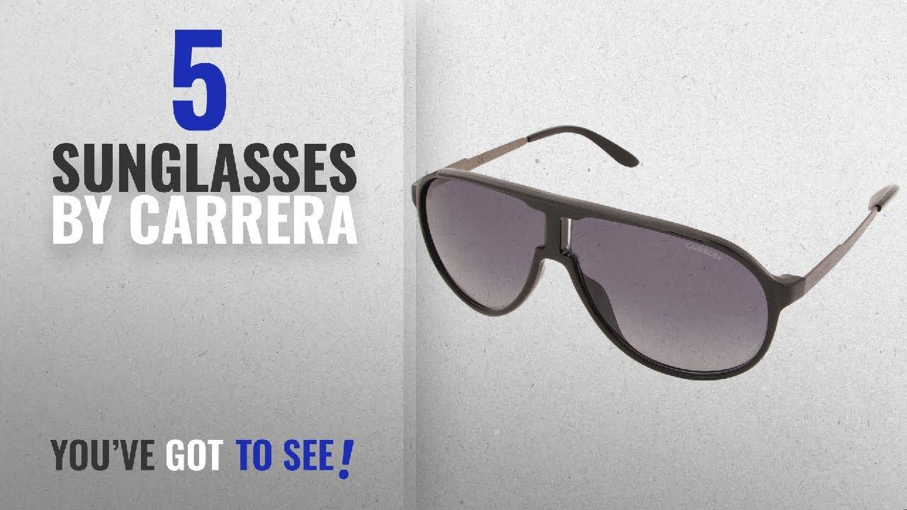 f508d534ae Top 10 Carrera Sunglasses  2018   Carrera UV Protected Aviator ...