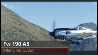 World of Warplanes | Fw 190 A5 | Killer Silver Guppy | Tier VI | Multi-role