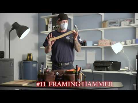 15 MUST-HAVE TOOLS FOR BEGINNER HANDYMAN TOOL BAGS by CoKnowPro (YouTube)