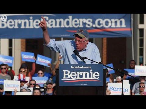 Bernie Sanders stops in Charlotte