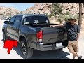 5 THINGS I HATE ABOUT MY 2018 TACOMA