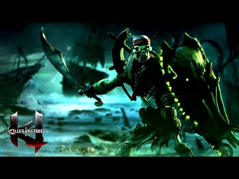 Killer Instinct S1 OST - Warlord (Spinal's Theme)