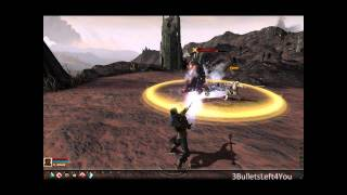 Dragon Age 2 Mage gameplay